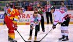 Banskobystrickí hokejisti podporili myšlienku charitatívneho projektu