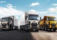 Trucky od Fordu prichádzajú na slovenský trh
