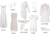 Trend leta: Biele šaty!