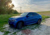 Terén je mu bližší ako mesto – BMW X6 x40d
