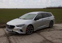 Opel Insignia GSi ST zaujme podvozkom aj dizajnom