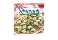 Pizza Ristrorante inšpirovaná jarou