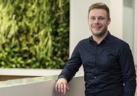 Jakub Sedlmajer je novým Key Account Managerom spoločnosti Axis Communications