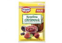Želírujte na MAXImum s kyselinou citrónovou od Dr. Oekter!