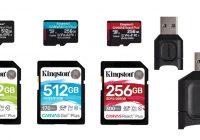 Kingston – nové pamäťové karty Canvas a čítačka MobileLite Plus