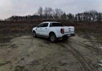 Ford Ranger 2.0 EcoBlue biturbo presvedčí aj v náročnom teréne