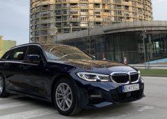 BMW 330d xDrive Touring plní rolu univerzálneho auta