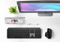 Logitech MX Master 3 a MX Keys for Mac