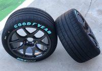Goodyear vyvinul unikátne pneumatiky Eagle F1 SuperSport pre Pure ETCR