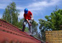 Výškové práce, ktoré pomáhajú chrániť váš rodinný dom