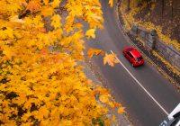 Urobte všetko pre svoju bezpečnosť v aute počas jesene a zimy