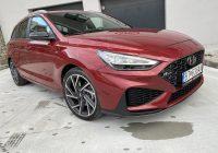 Hyundai i30 kombi 1,6 CRDi N Line + vyniká podmanivým dizajnom