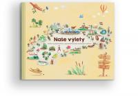 Hrajte o krásnu ilustrovanú knihu Naše výlety