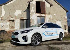 Kia Ceed SW Plug-in Hybrid s1,6-litrom je ďalší člen rodiny