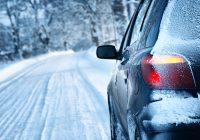 Zvládnite záver zimy na svojom aute bez nehody