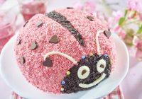 Krtkova torta – Lienka