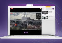 Strihové štúdio priamo v IP kamere