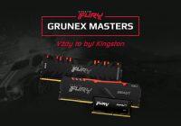 Hráči Rocket League a WOT pozor! Štartuje Kingston Fury Grunex Masters